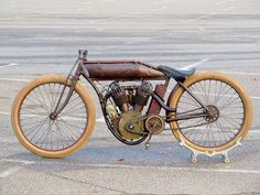 Indian Board Track Racer 1915