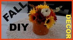This is a simple DIY that you can make to decorate your center table for Thanksgiving dinner here is the link:https://youtu.be/DbK0H17ewqA