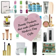 20 Beauty Products That Make Fabulous Mother's Day Gifts