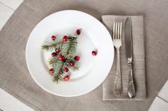 Льняные салфетки набор из 30 Linen сервировки стола от LinenHomeShop
