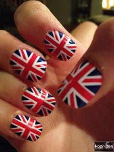 UK Nail themes - uk-girls-lovers-of-all-british-things Photo