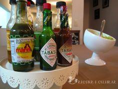 Jantar mexicano pede molho de pimenta