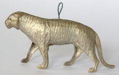 DR184. German Dresden gilt jaguar, Margrit Utz