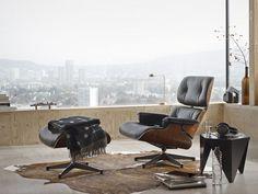 Designklassiker – Eames Lounge Chair | Der Schlüssel zum Glück | Interior Design für Jedermann
