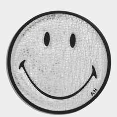 Smiley Sticker, created in collaboration with CHAOS Fashion
