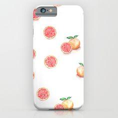 Grapefruit Pattern Fruit Food