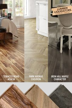 It may or may not be cold outside, but these floors are definitely hot! Check them out. Hardwood Floor Colors, Flooring Sale, Home Upgrades, Exterior, French Country Decorating, My Dream Home, Home Interior Design, Home Projects, Home Remodeling