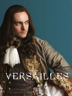 Versailles Bbc, Louis Xiv Versailles, Versailles Tv Series, George Blagden, Series Movies, 18th Century, Jon Snow, Costumes, Instagram