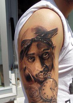 tatuagem 2 pac - Pesquisa Google