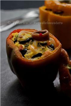 Stuffed Peppers (in Italian)