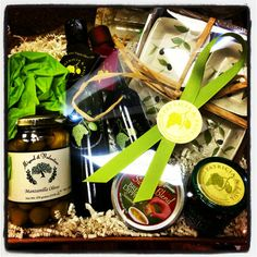 Let us help you put your favorite Patricia & Paul goodies into a gift basket your recipient won't soon forget!
