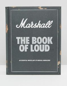 Books   Marshall – The Book of Loud – Buch