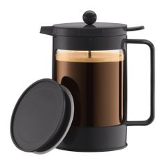 Just read about this Bodum iced coffee maker on Door Sixteen. And now I really really want it (since I'm never actually gonna get around to trying one of those coffee concentrate recipes...)