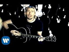Nickelback - If Today Was Your Last Day [OFFICIAL VIDEO] .... I keep finding Nickelback favorites...didn't realize how much I loved these guys.....miss them....