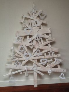 Christmas tree- wouldn't do all white thou