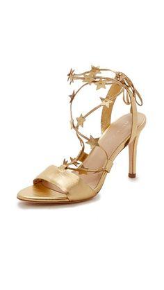 Loeffler Randall Arielle Lace Up Sandals