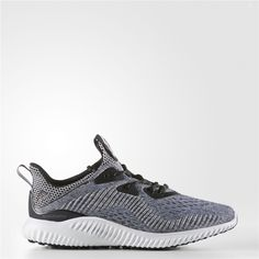 8fcbca54c Adidas alphabounce Engineered Mesh Shoes (Core Black   Running White    Black) Outlet Zapatos