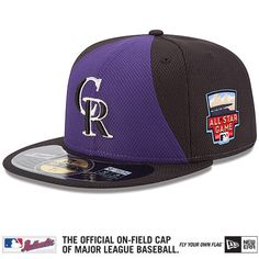 b8447107ddd  ColoradoRockies Authentic All-Star Game Caps - - MLB.com Shop Game 2014