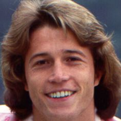 British singer Andy Gibb released the popular album Shadow Dancing and was the youngest brother of the sibling singing group the Bee Gees.