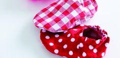 Handgemaakte babyslofjes | Madame Creatief