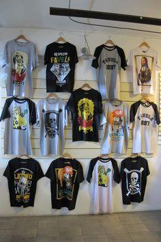Boa tarde queridos clientes. Chegaram mais novidades na JUNKZ. Os amigos da Facção Norte acabram de entregar umas camisetas quais já estão à venda na JUNKZ em Madureira e apartir também na nossa loja virtual. www.junkz.com.br