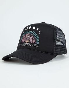finest selection 278e2 9c6b5 O NEILL Rider Womens Trucker Hat - BLACK - SP7496001. Truck Caps5 ...