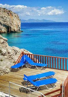 Cape Skinari near the Blue Caves on #Zakynthos island #Greece