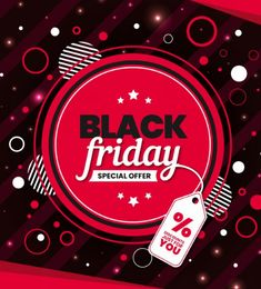 Black Friday Offer, Seo Tools, Flat Design, Vector Free, Neon Signs, Shopping, Apartment Design