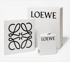 Loewe Logo by M/M Paris