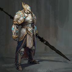 Lancer, MuYoung Kim on ArtStation at https://www.artstation.com/artwork/lancer-50943d1c-6681-457a-95b2-08a9b3b77987