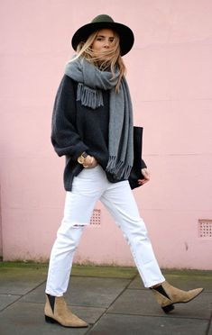 Fun winter outfit!