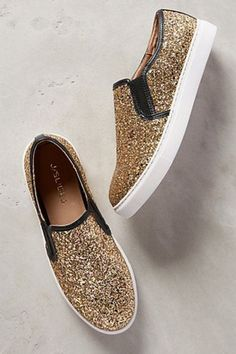 shoes betsey johnson slip on shoes glitter shoes gold shoes party shoes glitter sparkle