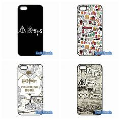 Harry Potter Doodle Hard Phone Case Cover For Samsung Galaxy A3 A5 A7 A8 A9 Pro J1 J2 J3 J5 J7 2015 2016