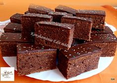 Érdekel a receptje? Winter Food, Cake Decorating, Sweet Treats, Easy Meals, Dessert Recipes, Gem, Cooking Recipes, Muffins, Sweets