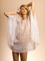 Paolita Lace dress. Perfect for lazing in the sun
