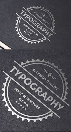Free Photoshop, Photoshop Actions, Studio Logo, Typography, Lettering, Free Silver, Material Design, Graphic Design Inspiration, Logos