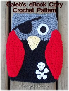 crocheted pirate items - Google Search