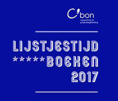 Lijstjestijd, vijfsterrenboeken 2017 van C'bon