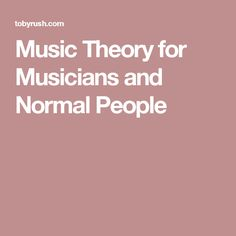 Music Theory for Musicians and Normal People Awesome site to get hand outs over lots of Theory! Guitar Lessons For Beginners, Piano Lessons, Music Lessons, Sound Of Music, Good Music, Music Theory Worksheets, Music Items, Learning Techniques, Inspirational Music