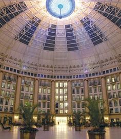 West Baden Springs Hotel Portfolio Of Restoration Original Design
