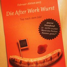 Best or 'worst' of #denglish Try it! What's the #wurst that can happen? #denglisch #currywurst #currywurstmuseum #berlin