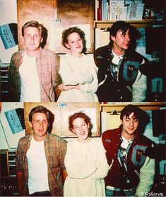 The Breakfast Club - 1985 I can STILL recite every word of this movie!