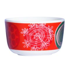 Rati Riti Ralla Oiva bowl, 2, 5 dl, by Marimekko.