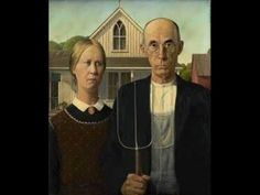 "A five-minute show on the American painter Grant Wood's ""American Gothic"" at the Art Institute of Chicago."