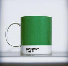 Pantone Cup/Tasse Pantone.