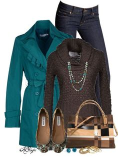 Polyvore Outfit Combinations of How To Wear a Trench Coat - Be Modish
