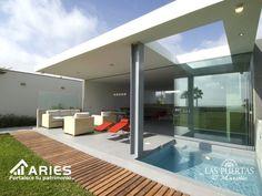 TERRENOS EN MAZATLÁN Si en la construcción de nuestra casa tenemos el plan de poner una alberca, debemos colocarla en el lugar donde de el sol la mayor parte del día. Además que se deben cuidar detalles como el tamaño, los materiales con los que se construya, la seguridad y la estética. Ven a conocer LAS PUERTAS D' MAZATLÁN y adquiere uno de nuestros terrenos. http://grupoaries.com.mx/bienvenido/nuestros-desarrollos/