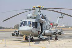 """Indian Air Force Mil Mi-17V-5 """"Hip""""."""