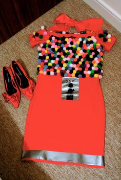diy gumball machine costume just the way i like it. Black Bedroom Furniture Sets. Home Design Ideas