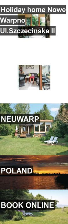 Hotel Holiday home Nowe Warpno Ul.Szczecinska II in Neuwarp, Poland. For more information, photos, reviews and best prices please follow the link. #Poland #Neuwarp #HolidayhomeNoweWarpnoUl.SzczecinskaII #hotel #travel #vacation